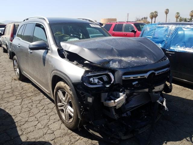 Salvage cars for sale from Copart Colton, CA: 2020 Mercedes-Benz GLB 250 4M