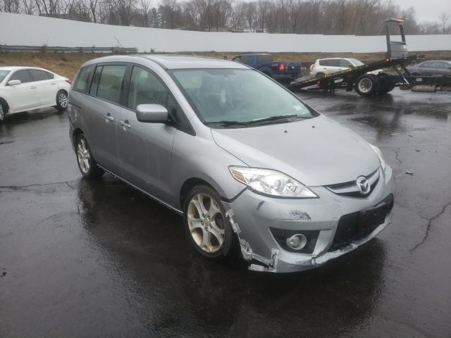 Mazda 5 salvage cars for sale: 2010 Mazda 5