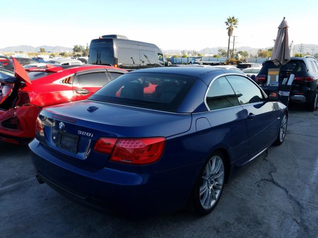 2011 BMW 328 I SULE WBADW7C54BE543404