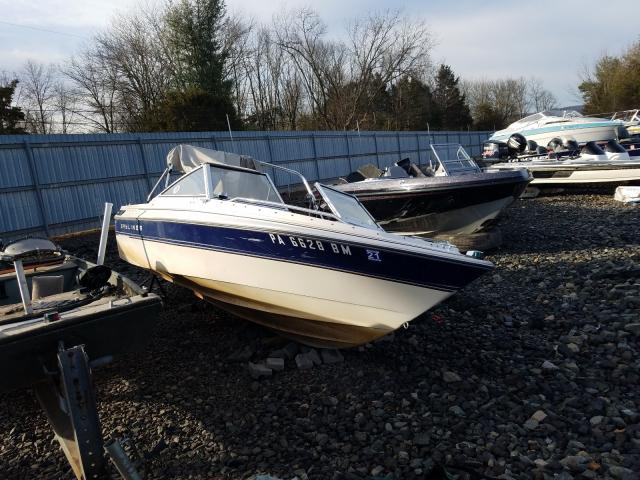 Bayliner salvage cars for sale: 1995 Bayliner 1950 Capri