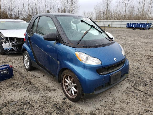 Smart Vehiculos salvage en venta: 2008 Smart Fortwo PUR