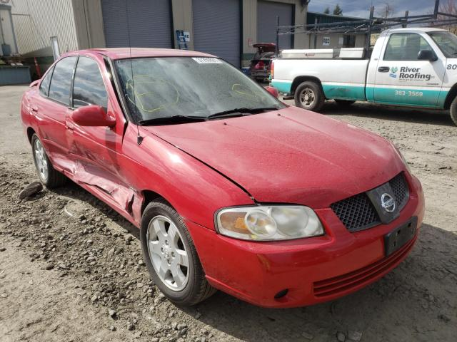 Salvage cars for sale from Copart Eugene, OR: 2005 Nissan Sentra 1.8