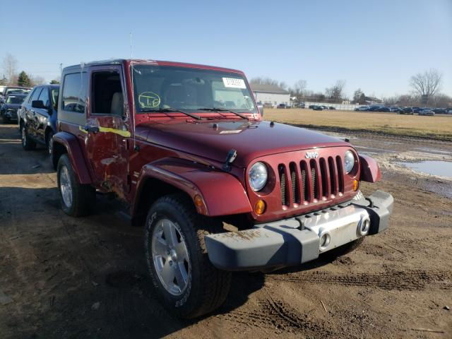 Salvage cars for sale from Copart Columbia Station, OH: 2008 Jeep Wrangler S