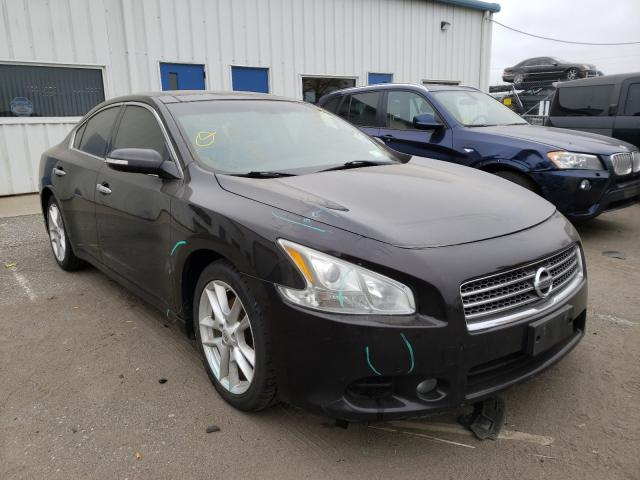 Salvage cars for sale from Copart Brookhaven, NY: 2011 Nissan Maxima S