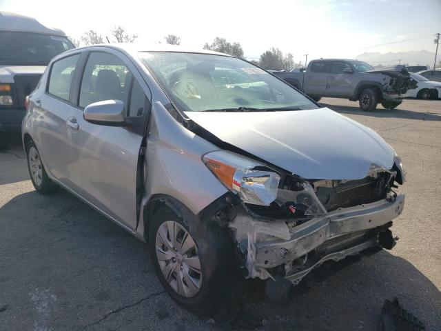 Salvage cars for sale from Copart Colton, CA: 2014 Toyota Yaris