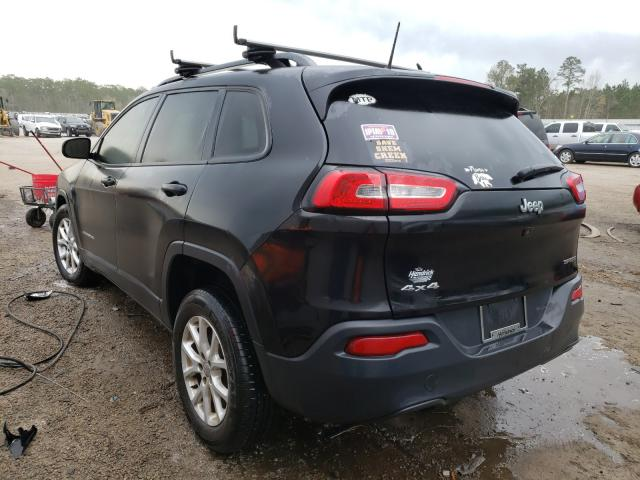 2016 JEEP CHEROKEE S - Right Front View