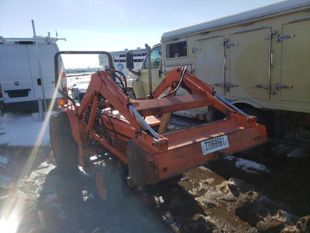 Kubota Tractor salvage cars for sale: 1986 Kubota Tractor