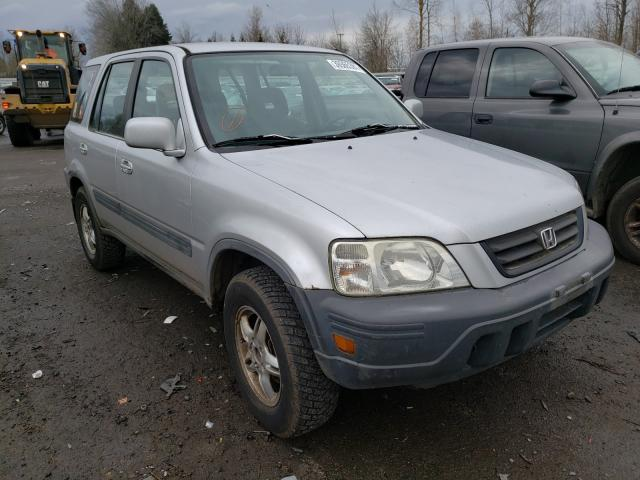 Salvage cars for sale from Copart Portland, OR: 1998 Honda CR-V EX