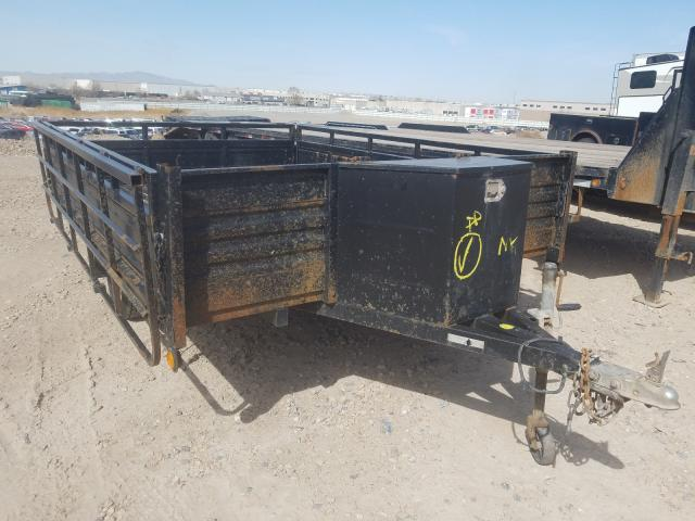 Salvage cars for sale from Copart Magna, UT: 2006 Echo Trailer