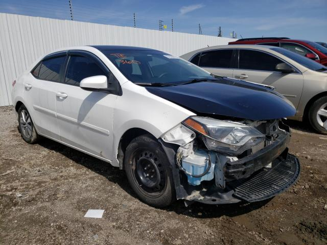 Salvage cars for sale from Copart Louisville, KY: 2016 Toyota Corolla L