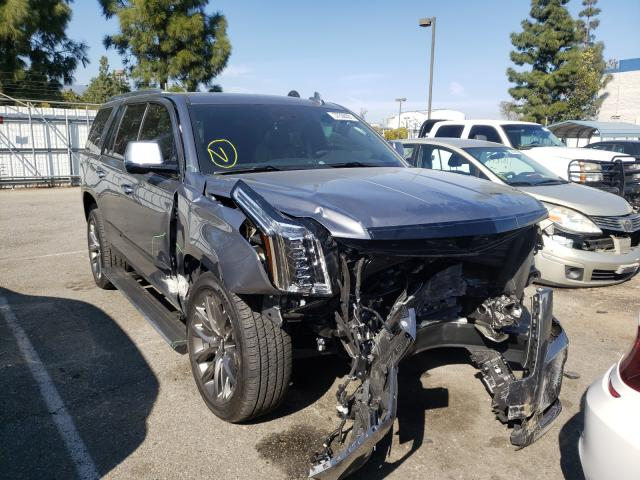 Cadillac Escalade P salvage cars for sale: 2020 Cadillac Escalade P