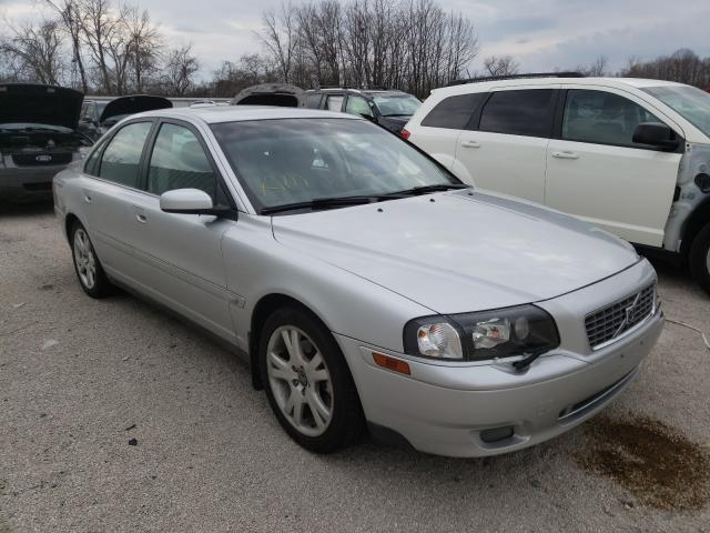 Volvo salvage cars for sale: 2006 Volvo S80 2.5T