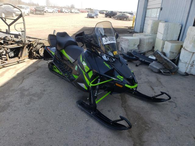 Arctic Cat salvage cars for sale: 2018 Arctic Cat ZR Snopro