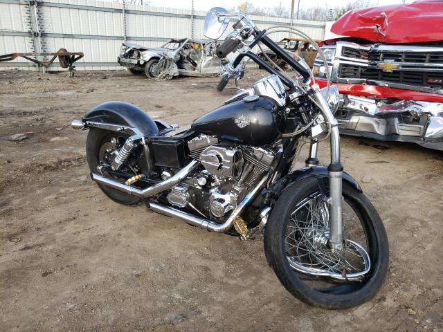 Salvage cars for sale from Copart Louisville, KY: 2004 Harley-Davidson Fxdwg