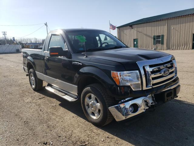2011 FORD F150 1FTMF1EFXBFB94913