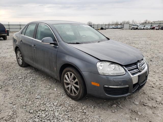 Salvage cars for sale from Copart Appleton, WI: 2010 Volkswagen Jetta SE