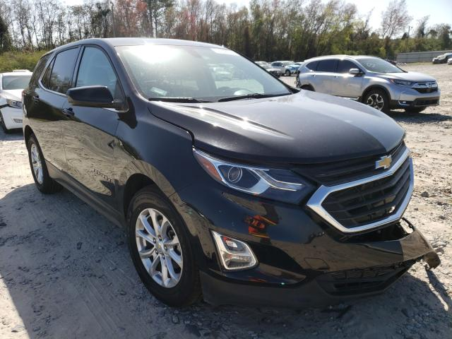 Salvage cars for sale from Copart Tifton, GA: 2018 Chevrolet Equinox LT