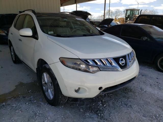 Salvage cars for sale from Copart Homestead, FL: 2011 Nissan Murano