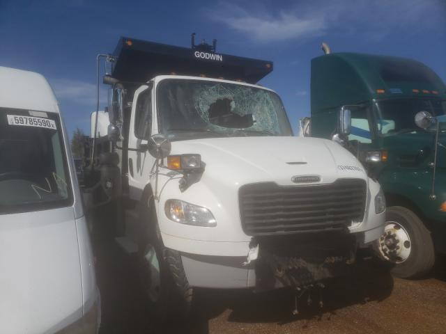 Salvage cars for sale from Copart Mocksville, NC: 2020 Freightliner M2 106 MED