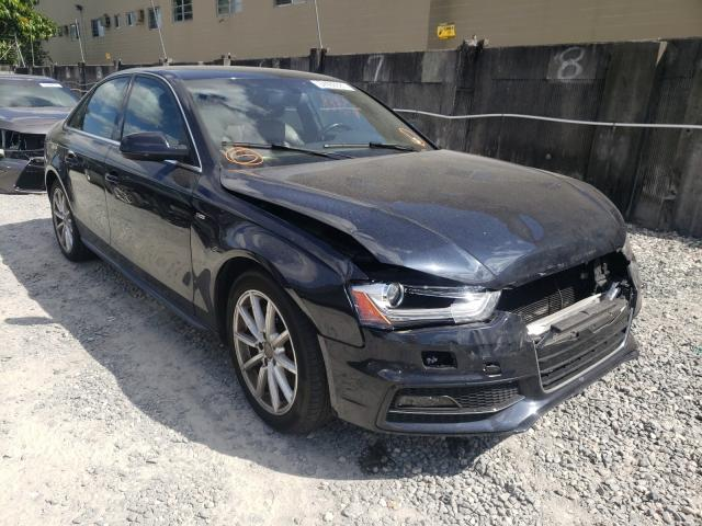 2016 AUDI A4 PREMIUM - Other View