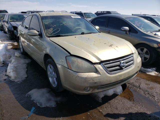 Nissan Altima salvage cars for sale: 2003 Nissan Altima