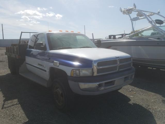 Salvage cars for sale from Copart Vallejo, CA: 1999 Dodge RAM 3500