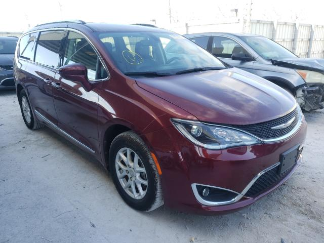 Salvage cars for sale from Copart Homestead, FL: 2020 Chrysler Pacifica T