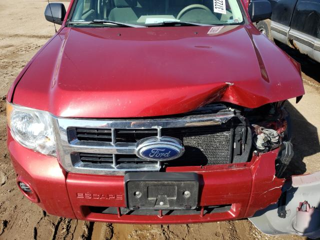 2012 FORD ESCAPE XLS 1FMCU0C73CKC52694