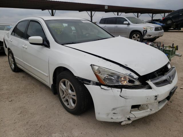 Salvage cars for sale from Copart Temple, TX: 2006 Honda Accord SE