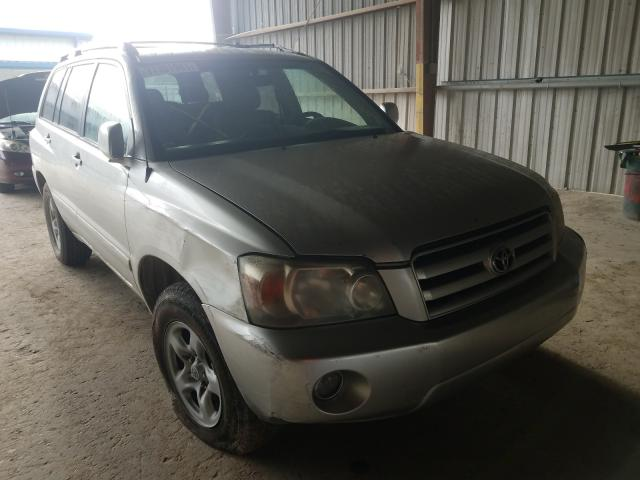 2005 Toyota Highlander for sale in Greenwell Springs, LA