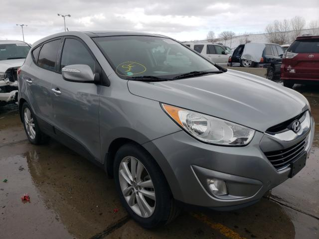 2012 Hyundai Tucson GLS for sale in Littleton, CO