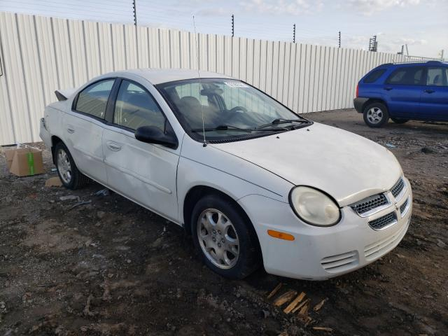 Dodge Neon salvage cars for sale: 2004 Dodge Neon
