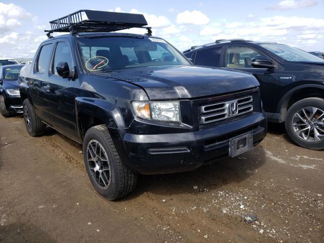 Vehiculos salvage en venta de Copart Martinez, CA: 2006 Honda Ridgeline