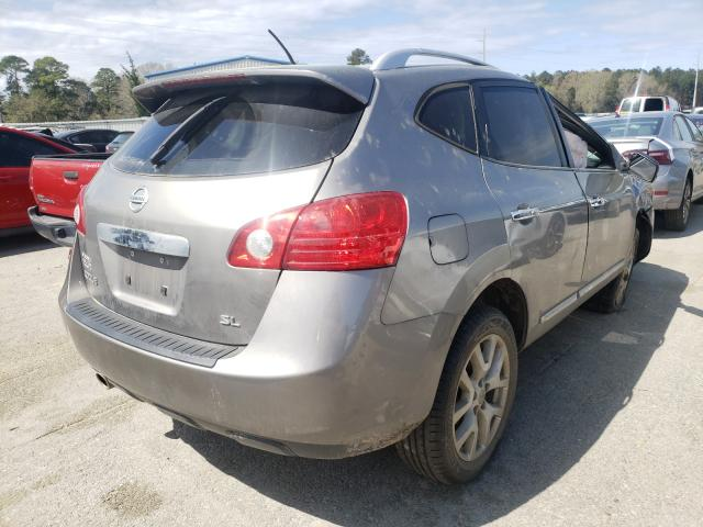 2013 NISSAN ROGUE S - Right Rear View