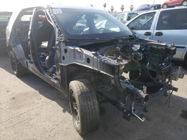 Salvage cars for sale from Copart Colton, CA: 2014 Ford Explorer P