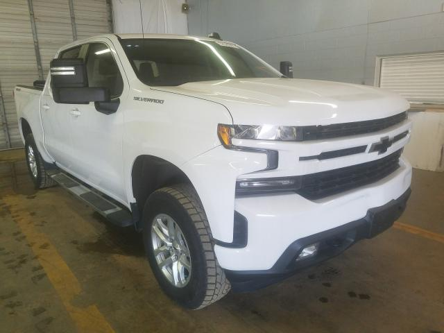 Salvage cars for sale from Copart Mocksville, NC: 2019 Chevrolet Silverado