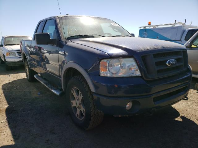 Salvage cars for sale from Copart San Diego, CA: 2007 Ford F150