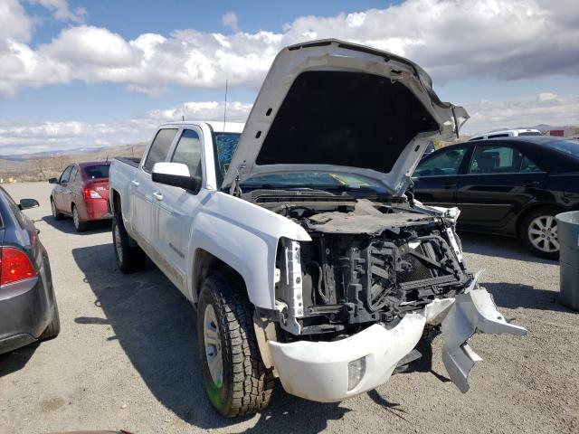 Salvage cars for sale from Copart Reno, NV: 2018 Chevrolet Silverado