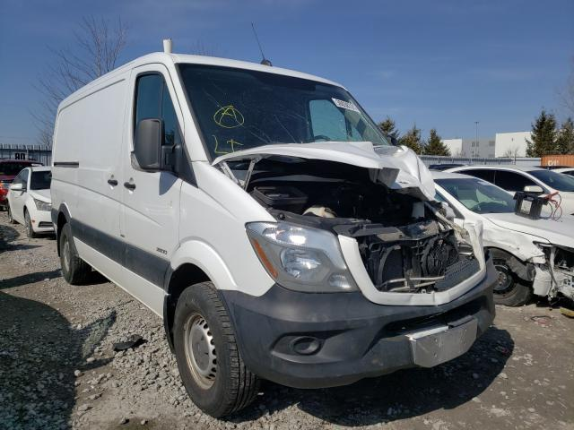 Mercedes-Benz Sprinter 2 Vehiculos salvage en venta: 2014 Mercedes-Benz Sprinter 2