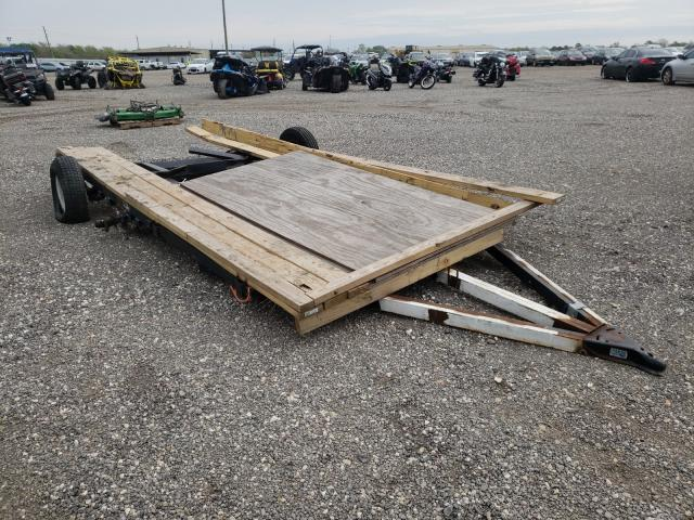 Salvage cars for sale from Copart Houston, TX: 2019 Utility Trailer