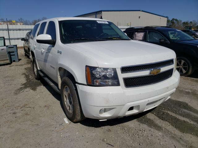 Salvage cars for sale from Copart Spartanburg, SC: 2009 Chevrolet Tahoe Hybrid