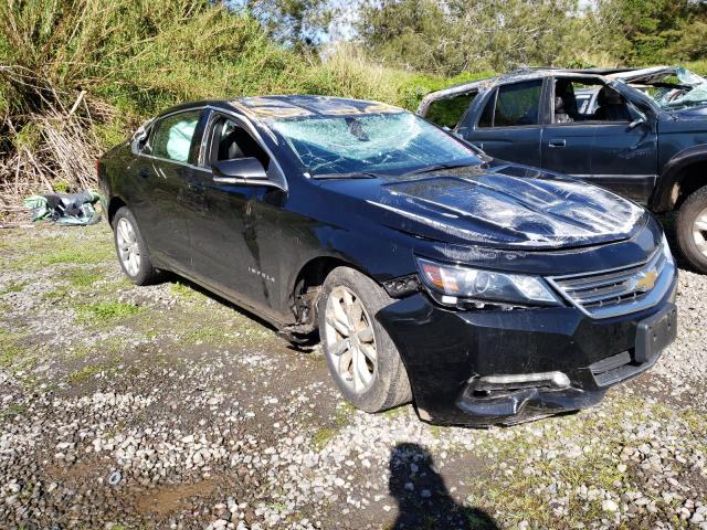 Vehiculos salvage en venta de Copart Kapolei, HI: 2019 Chevrolet Impala LT