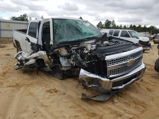 Salvage cars for sale from Copart Gaston, SC: 2019 Chevrolet Silverado