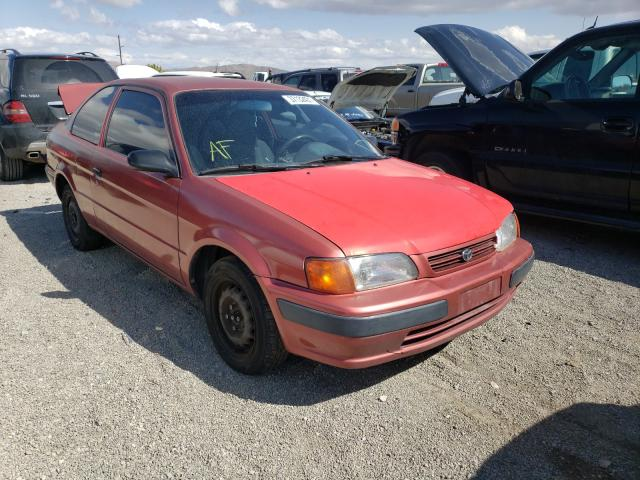 Salvage cars for sale from Copart Reno, NV: 1997 Toyota Tercel CE