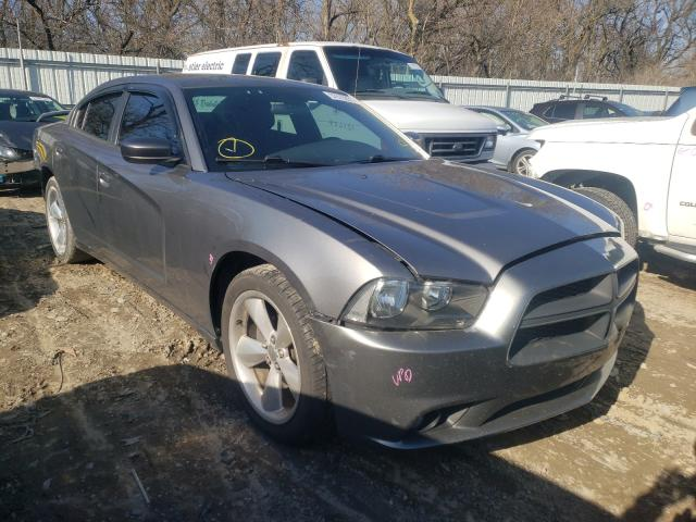 Salvage 2011 DODGE CHARGER - Small image. Lot 37573831