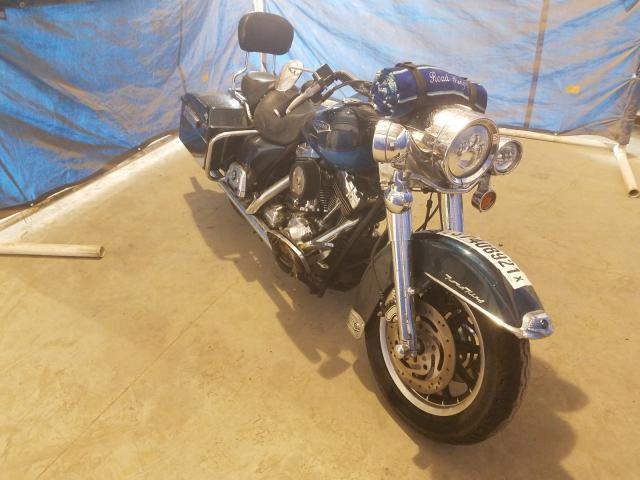 Salvage cars for sale from Copart Apopka, FL: 2004 Harley-Davidson Flhrci
