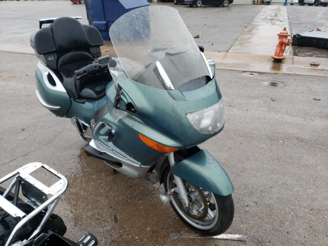 BMW salvage cars for sale: 2002 BMW K1200 LT