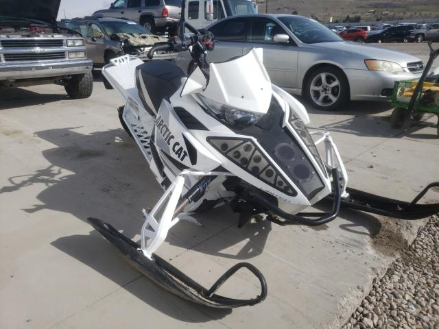 Salvage cars for sale from Copart Farr West, UT: 2013 Arctic Cat Snowmobile