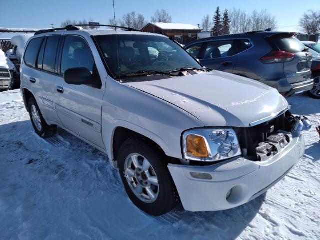 Salvage cars for sale from Copart Anchorage, AK: 2003 GMC Envoy
