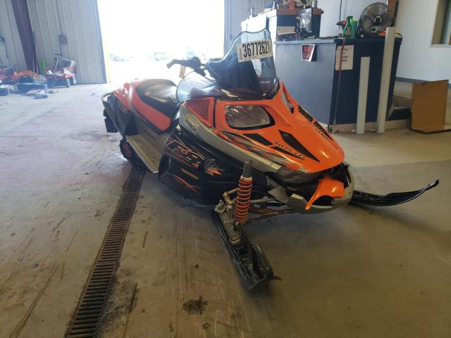 Arctic Cat salvage cars for sale: 2007 Arctic Cat F8 LXR